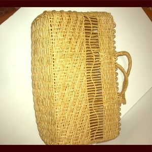 Other - Straw Purse